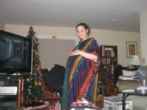 Holy crap... I was HUGE...