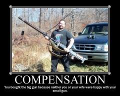 Compensation-size