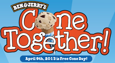 Free-Ben-Jerrys-Cone-Day